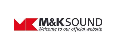 m&k sound logo