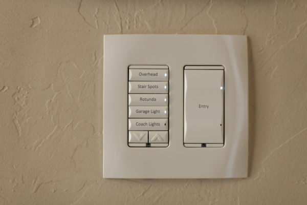 smart home automation control switch