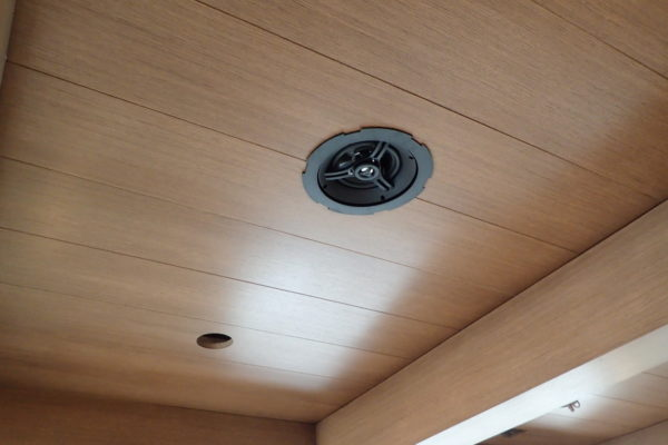 multi room speaker in ceiling