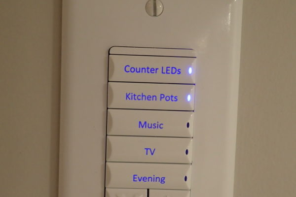 home automation speaker control system