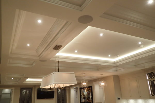 multi room speakers in ceiling
